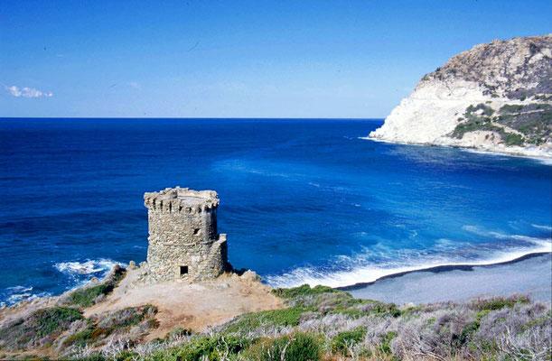 Cap Corse - Northeastern Corsica