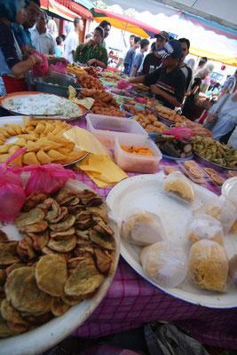 Ramadan Bazaar - Kuala Terengganu - Malaysia East Coast
