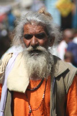 Hindu pilgrim - Pushkar - Rajasthan
