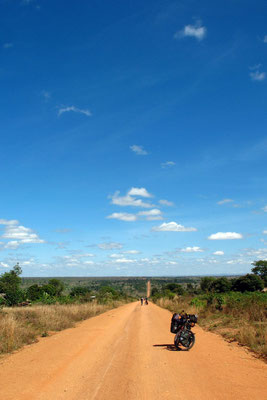 Cycling Kagera Province
