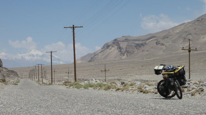 Cycling Wakhan Valley - Tajikistan and Afghanistan
