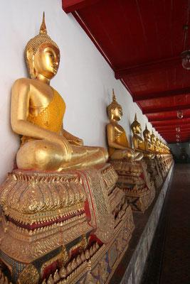 Wat Mahathat - Bangkok