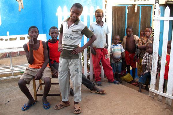 Kids in Runazi - Kagera Province