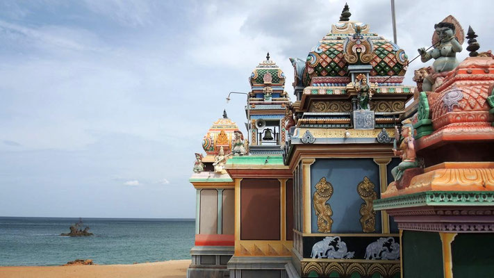 Sali Muthumariamunam Kovil Temple - Uppuveli
