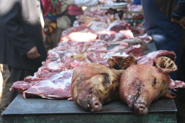 Meat market - Dali