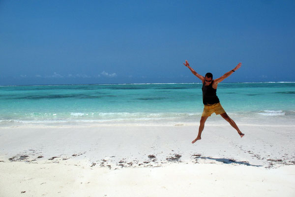 Matemwe Beach - Zanzibar Island East Coast