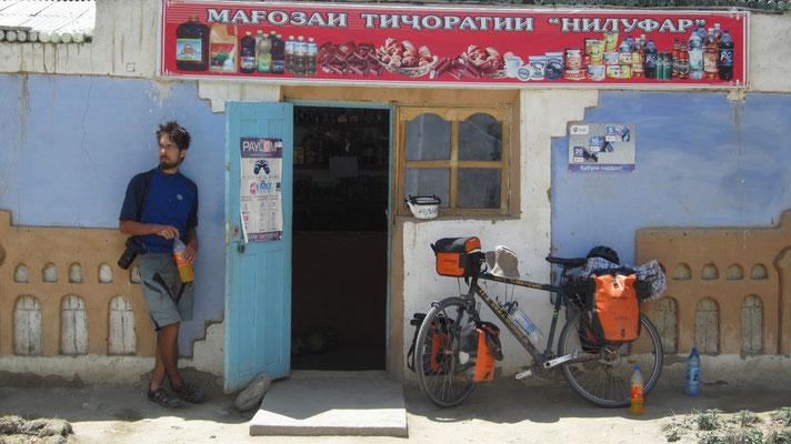 Fabian - Wakhan Valley - Tajikistan