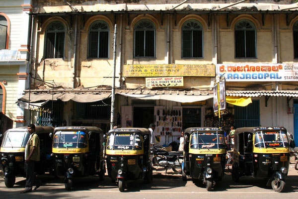 Autorickshaws - Mysore - Karnataka