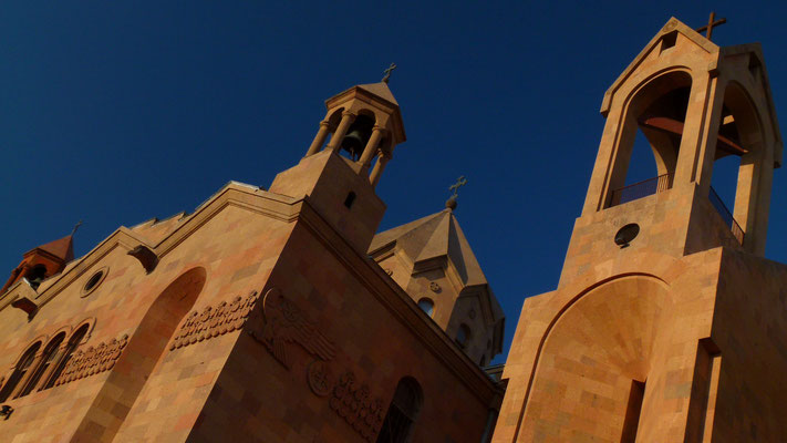 Surp Sargis Church - Yerevan - Armenia