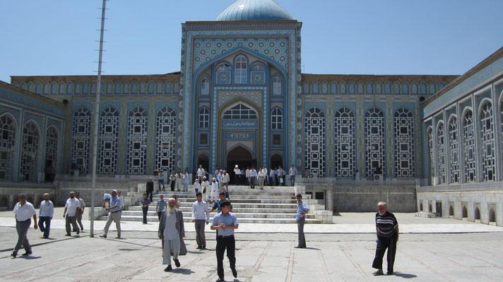 Haji Yakoub Mosque - Dushanbe - Tajikistan