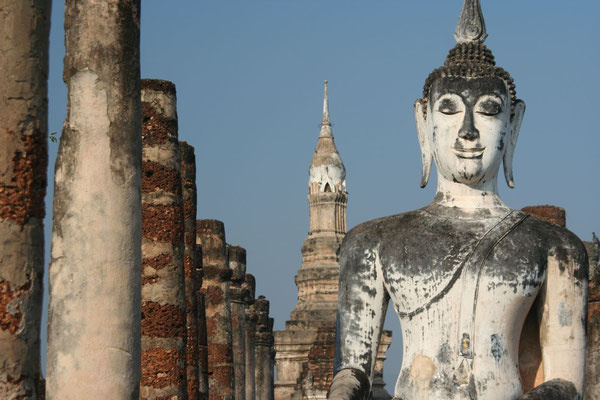 Ancient Siam capital - Sukhothai