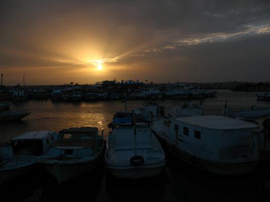 Tartus Harbour - Syria