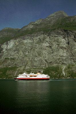 Geirangerfjorden - Western Norway
