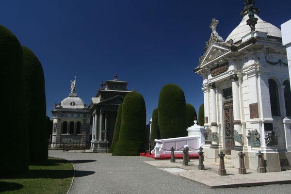 Cementerio Municipal - Punta Arenas