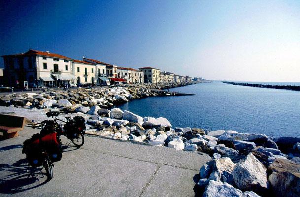 Marina di Pisa - Tuscany - Italy