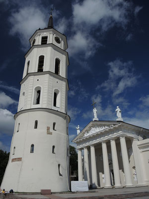Vilnius Cathedral - Lithuania