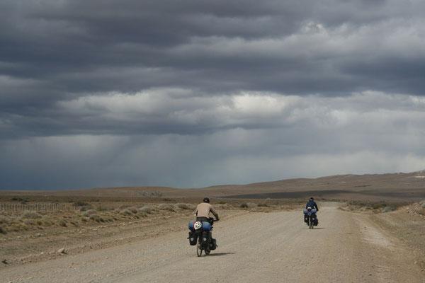 Cycling Ruta 40 - Patagonia