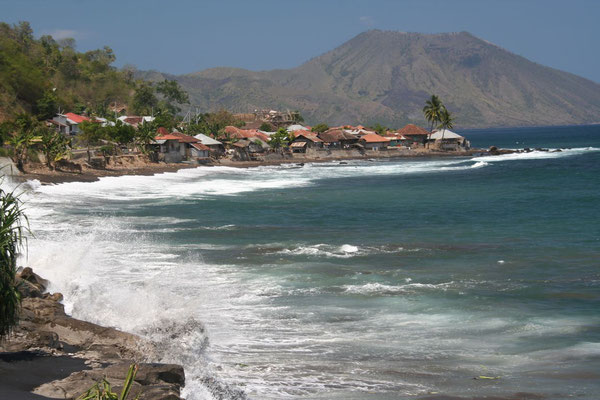 Ende Bay - Southern Flores