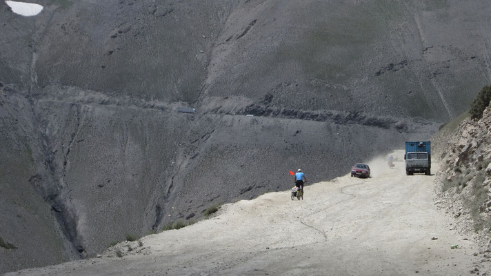 Sahriston Pass 3,378 m - Tajikistan