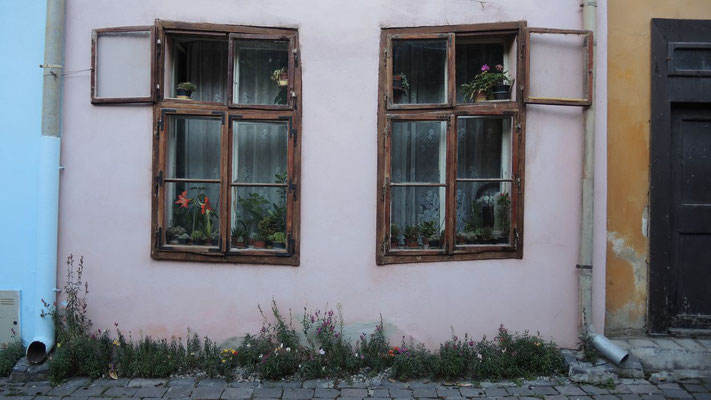 Sighisoara Old Town - Transylvania - Romania