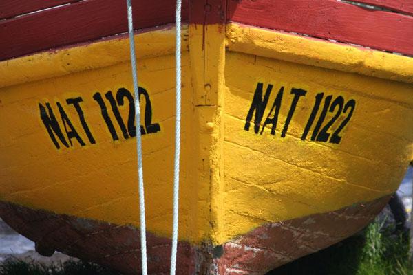Fishing boat - Puerto Natales