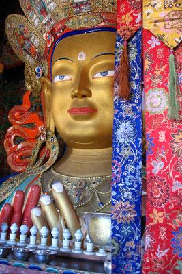Maitreya - Thiksey Gompa - Indus Valley - Ladakh