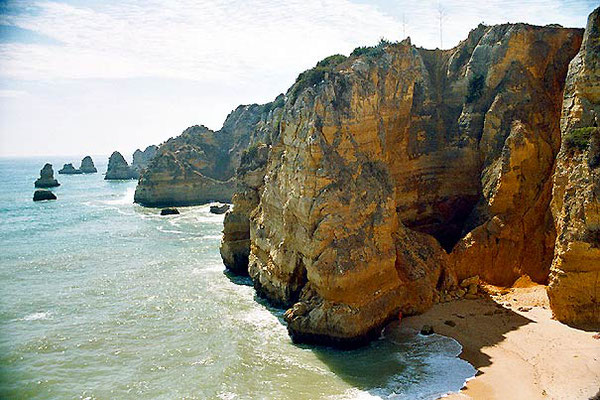 Dona Ana Beach - South of Lagos - Algarve