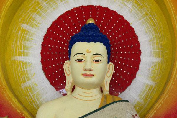 Gautami Nun´s Temple - Lumbini