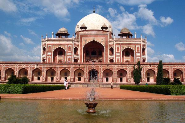 Humayun´s Tomb - Delhi