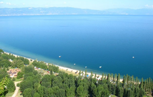 Lake Ohrid - Southwestern Macedonia