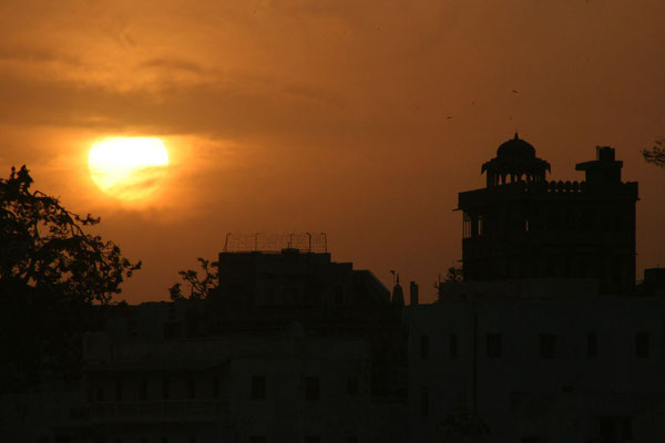 Sunset - Pushkar - Rajasthan