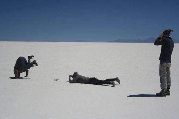 Making of - Salar de Uyuni