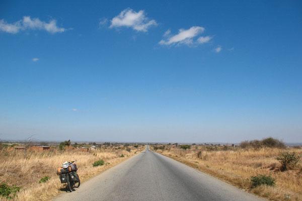 Cycling Mbeya Province - Southern Tanzania
