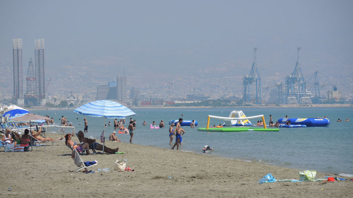Lady´s Mile Beach - Lemesos (Limassol)
