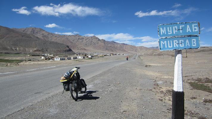 Murgab - eastern Tajikistan