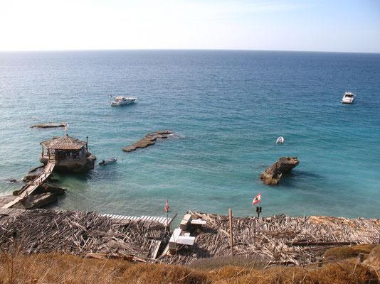 Mediterranean coast - Lebanon