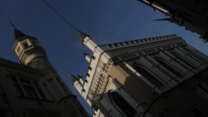 Riga Old Town - Latvia