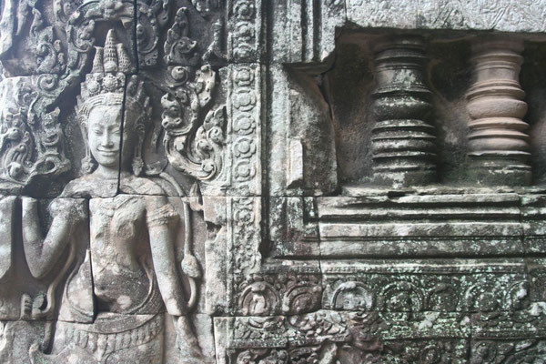 Sculptures - Temples of Angkor