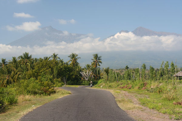 Cycling Northeastern Lombok