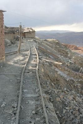 Cerro Rico Mines - Potosi