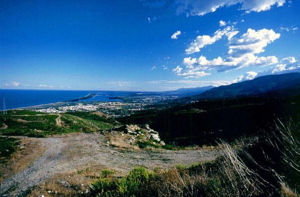 South of Bastia - Northeastern Corsica
