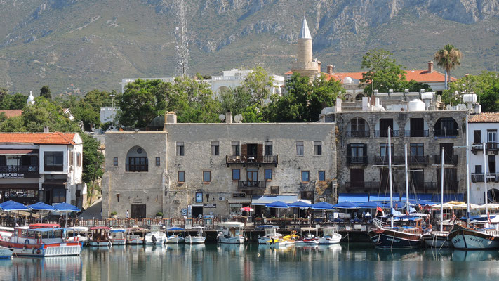 Girne (Kyrenia) - Turkish Republic of Northern Cyprus