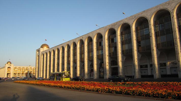 Chuy Prospektesi - Bishkek - Kyrgyzstan