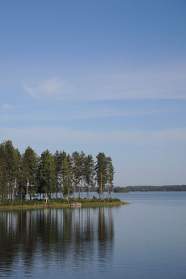 Puruvesi Lake - Lakelands - Finland