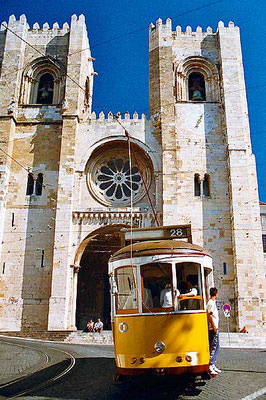 Se Patriarcal Cathedral - Lisbon