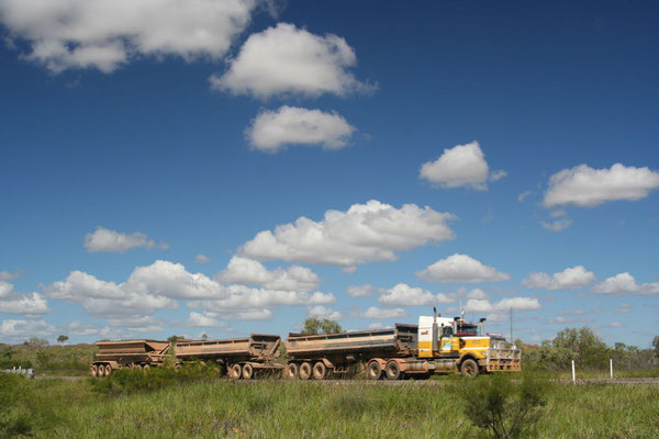 Road train - Queensland