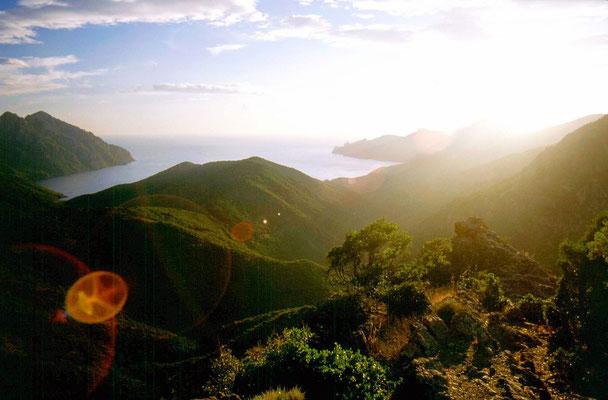 Gulf of Girolata - Northwestern Corsica