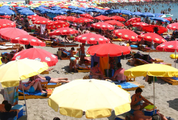 Ulcinj Beach - Montenegro