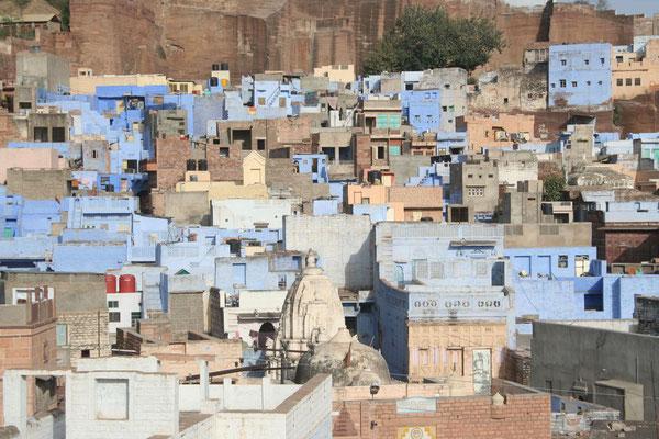 Jodhpur Old Town - Jodhpur - Rajasthan