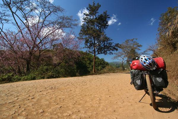 Cobblestone road - Western Yunnan Province